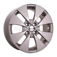 Литые диски Tech Line TL531 R15 W6 PCD4x100 ET48 DIA54.1 (silver)