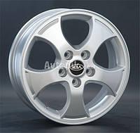 Литые диски Replay Kia (KI47) R16 W6.5 PCD5x114.3 ET51 DIA67.1 (silver)