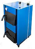 Твердотопливный котел Unimax КСТВ-24 Е с автоматикой, фото 2