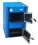 Твердотопливный котел Unimax КСТВ-24 Е с автоматикой, фото 4
