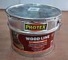 Защитный грунт для дерева PROTEX WOOD LINE BASE 10л
