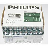 Батарейки пальчиковые R03 Philips кор 16шт (1296/48) Артикул: 14981
