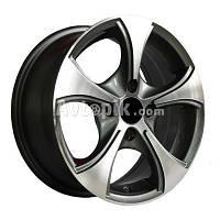 Литые диски Adora 328 R13 W5.5 PCD4x100 ET35 DIA67.1 (MB)