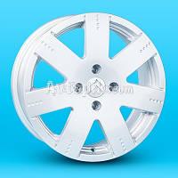 Литые диски Replica Citroen (A-873) R16 W6.5 PCD4x108 ET26 DIA65.1 (silver)