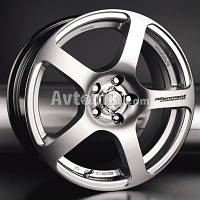 Литые диски Racing Wheels H-218 R16 W7 PCD5x112 ET45 DIA66.6 (HS)