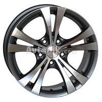 Литые диски RS Wheels RSL 089f R14 W6 PCD4x114.3 ET38 DIA67.1 (HS)