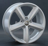 Литые диски Replay Audi (A55) R18 W8 PCD5x112 ET47 DIA66.6 (silver)