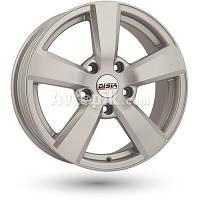 Литые диски Disla 603 R16 W7 PCD5x112 ET38 DIA57.1 (silver)