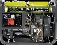 Дизельный генератор Konner & Sohnen KS 8000DE-3 (6,5 кВт), фото 1