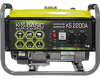 Бензиновый генератор Könner & Söhnen Basic KSB 2200A, фото 1