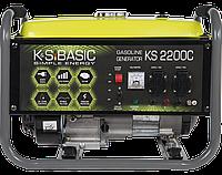 Бензиновий генератор Könner & Söhnen Basic KSB 2200C, фото 1