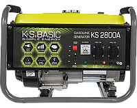 Бензиновый генератор Könner & Söhnen Basic KSB 2800A, фото 1