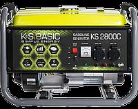 Бензиновый генератор Könner & Söhnen Basic KS 2800C, фото 1