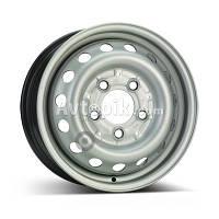 Стальные диски KFZ 8555 Mercedes Benz R15 W6 PCD5x130 ET75 DIA84 (silver)
