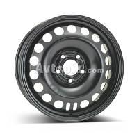 Стальные диски ALST (KFZ) 9247 R16 W6.5 PCD5x105 ET39 DIA56.6 (black)