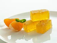 Натуральный фруктовый мармелад Цитрусовый с мандарином ТМ Солодка Мрия