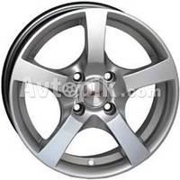 Литые диски RS Wheels 5189TL R14 W6 PCD4x108 ET25 DIA65.1 (HS)