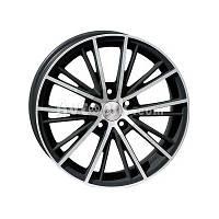 Литые диски RS Wheels RSL 111J R18 W8 PCD5x112 ET40 DIA73.1 (MDG)