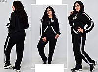 Спортивный костюм женский большие размеры, с 54-72 размер, фото 1