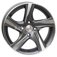 Литые диски RS Wheels 788 R14 W6 PCD4x108 ET20 DIA65.1 (MG)