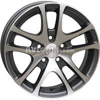 Литые диски RS Wheels 244 R14 W6 PCD4x108 ET25 DIA65.1 (HS)