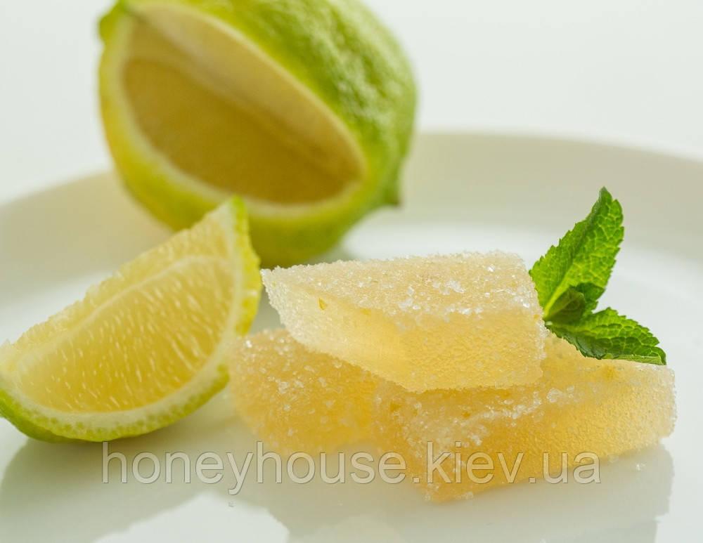 Натуральный фруктовый мармелад Цитрусовый с лаймом ТМ Солодка Мрия