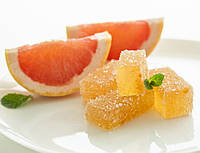 Натуральный фруктовый мармелад Цитрусовый с грейпфрутом ТМ Солодка Мрия