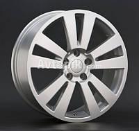 Литые диски Replay Subaru (SB9) R18 W8 PCD5x114.3 ET55 DIA56.1 (silver)