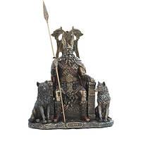 Коллекционная статуэтка Один на троне VERONESE