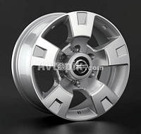 Литые диски Replay Nissan (NS5) R17 W8 PCD6x139.7 ET10 DIA110.5 (SF)
