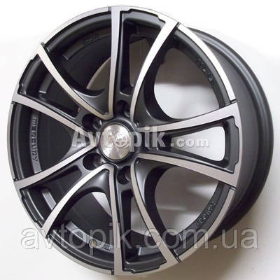 Литые диски Racing Wheels H-496 R14 W6 PCD4x98 ET38 DIA58.6