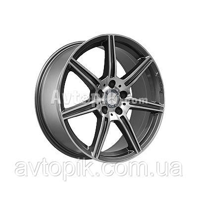 Литые диски Replica Mercedes (MR966) R18 W9.5 PCD5x112 ET40 DIA66.6 (GMF)