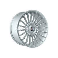 Литые диски Replica BMW (B7 ALPINA) R20 W9 PCD5x120 ET27 DIA72.6 (silver)