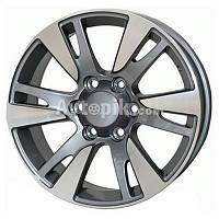 Литые диски Replica Toyota (TY6012) R20 W9 PCD6x139.7 ET25 DIA106.2 (GMF)