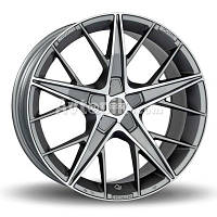 Литые диски OZ Racing Quaranta R16 W7 PCD4x108 ET42 DIA75 (black diamond)