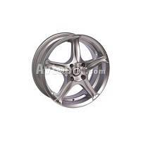 Литые диски DJ 329 R17 W7 PCD5x112 ET35 DIA72.6 (silver)