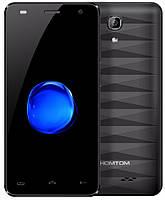 "Homtom HT26 4.5"" 4G 1 GB RAM 8 GB ROM 4 ядра 8MP 2300 mАч Android 7.0 Black, фото 1"