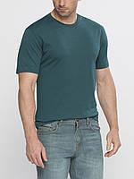 Мужская футболка Lc Waikiki / Лс Вайкики цвета морской волны, фото 1