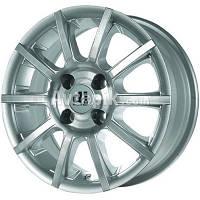 Литые диски DJ 386 R14 W6 PCD4x98 ET35 DIA67.1 (silver)
