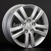 Литые диски Replica Mazda (MZ11) R16 W6.5 PCD5x114.3 ET50 DIA67.1 (silver)