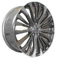 Литые диски Allante 191 R19 W8 PCD5x114.3 ET35 DIA67.1 (GMF)