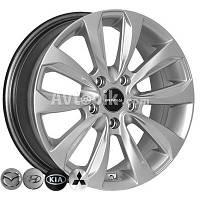 Литые диски Replica Mazda (Z1065) R16 W6.5 PCD5x114.3 ET45 DIA67.1 (HS)
