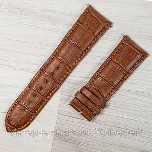 Ремешок для часов Vacheron Constantin 24/22 коричневый