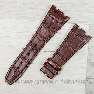 Ремешок для часов Audemars Piguet 27/18 коричневый
