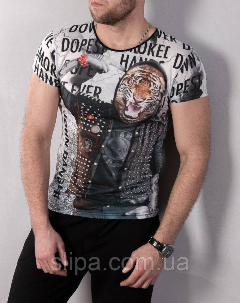 Мужская молодежная футболка Danger, Турция