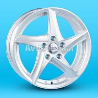 Литые диски Replica Ford (JT1434) R15 W6 PCD5x108 ET52.5 DIA63.4 (silver)