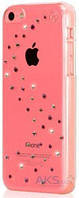 Чехол Bling My Thing Milky Way for Apple iPhone 5C Pink (BMT-IPC-MW-CL-PKM)