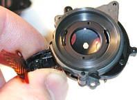 Ремонт замена матрицы затвора объектива на фотоаппарате Olympus Casio Fujitsu Panasonic