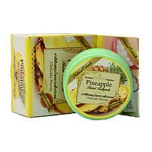 Тайская отбеливающая ананасовая зубная паста (Pineapple Herbal toothpaste, Rochjana), 30 грамм
