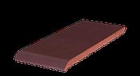 Клинкерный керамический подоконник King Klinker цвет 07 The Crimson Island 200x120x15 оконный отлив из клинкер